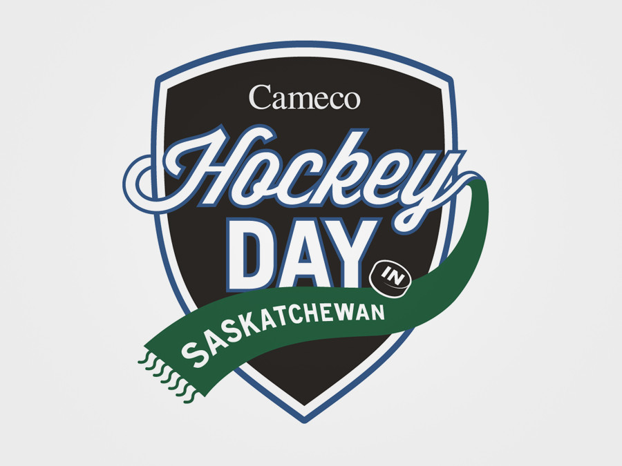 Cameco Hockey Day Logo