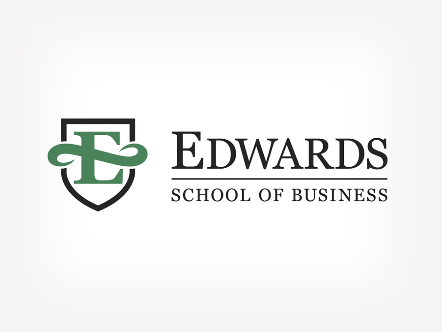 Edwards School of Business Identity