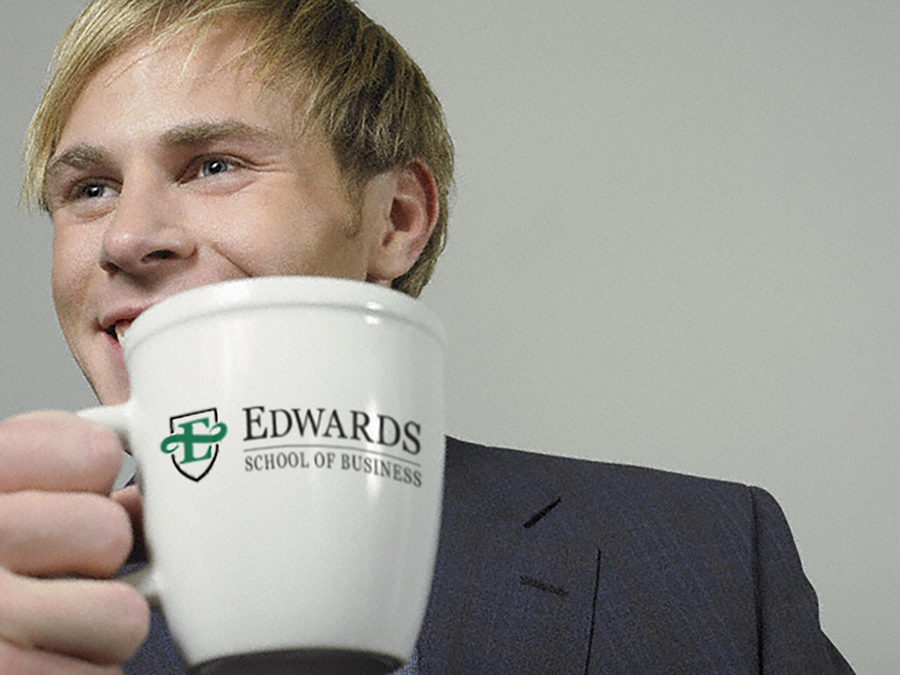 Edwards School of Business Logo