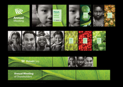 PotashCorp Annual Meeting Signage