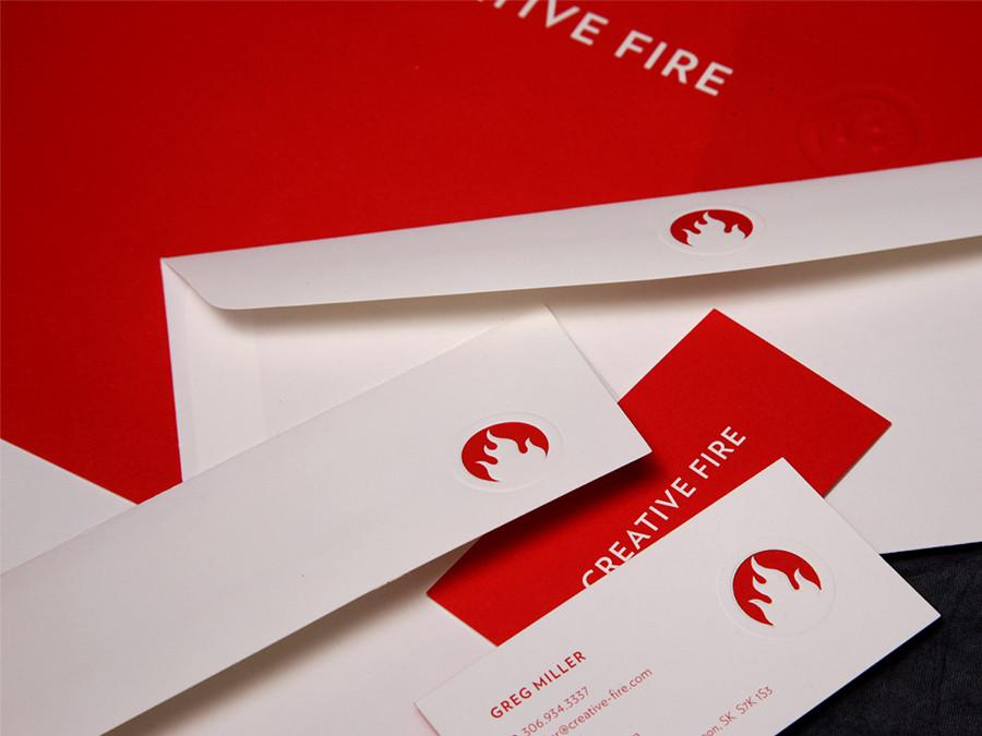 Creative Fire Identity
