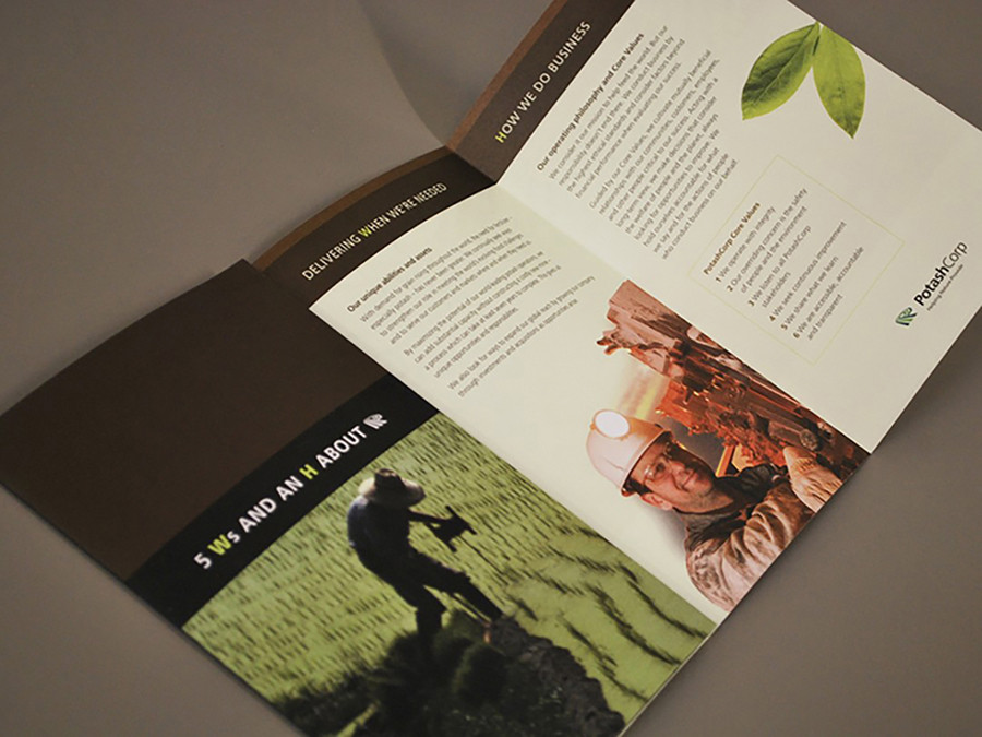 PotashCorp Brochure